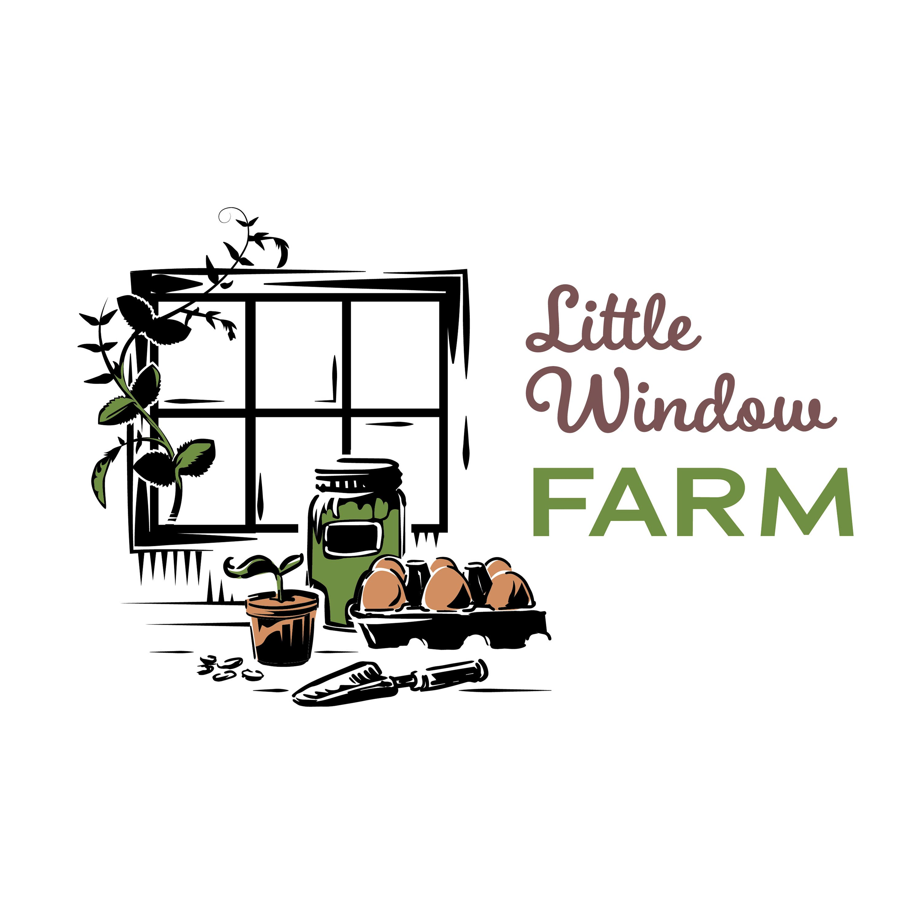 Little Window Farm logo